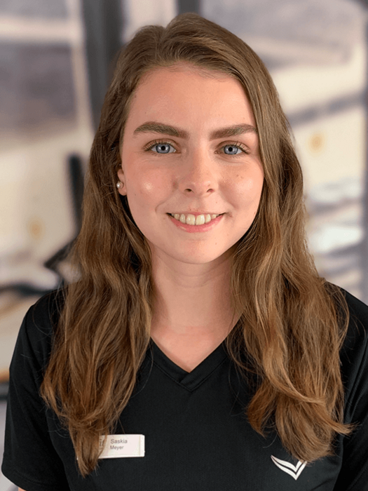 Saskia Meyer - Trainingsmanagerin