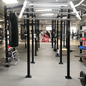 Functional Training Area mit Functional Tower