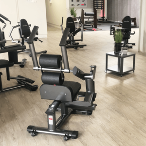 Fitnesszirkel fit in 23 Minuten