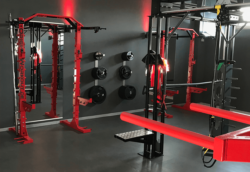 Functional Training Area im redfit fitness & sports Bad Zwischenahn