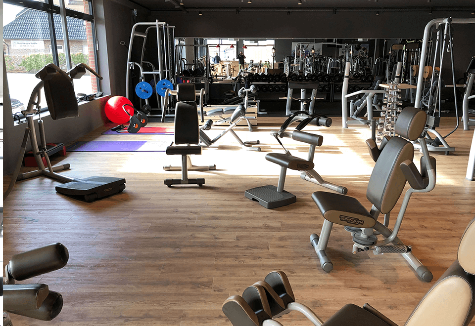 Fitnesszirkel fit in 23 Minuten im redfit fitness & sports Garrel