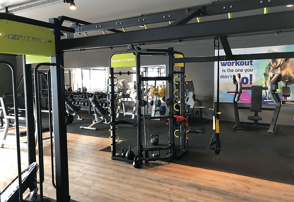 Functional Tower für Functional Training im redfit fitness & sports Garrel